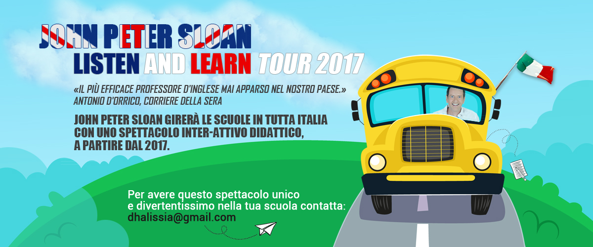 LISTEN AND LEARN TOUR 2017