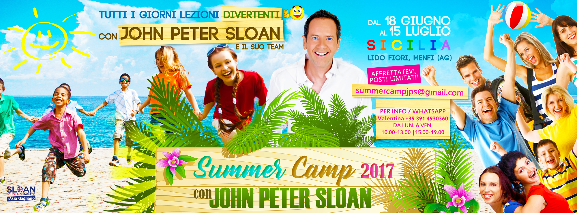 SUMMER CAMP - JOHN PETER SLOAN