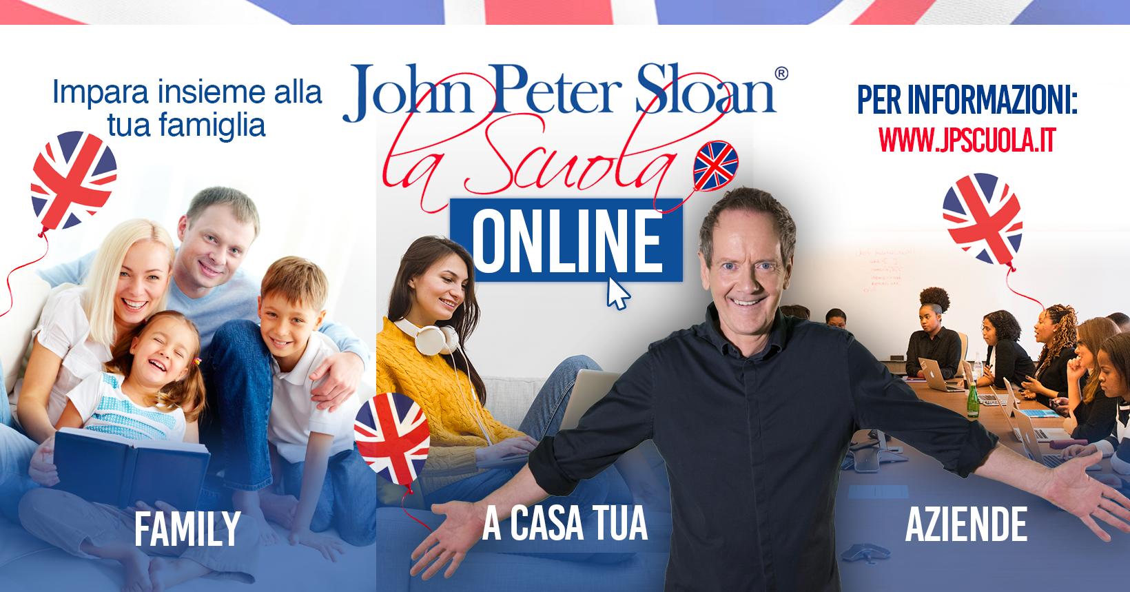 John Peter Sloan - La scuola! ONLINE