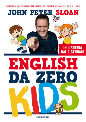 ENGLISH DA ZERO KIDS - IL LIBRO!